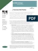 It Governance Best Practice Oct 2002