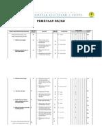 Format Pemetaan Sk Kd Matematika Smp