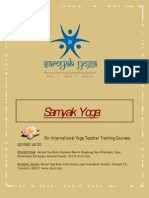 Final Samyak Yoga Document