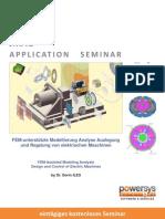 FEM-Assisted Modeling Analysis Design-Seminar