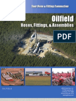 Oilfield Hoses Fittings Accemblies