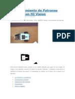 Reconocimiento de Patrones básicos con NI Vision