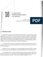 La TDT en El Mundo Educativo_T-Learning