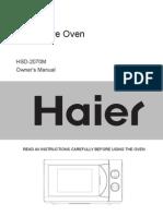 HSD-2070M User Manual in E