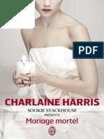 T2 Mariage mortel - Harris Charlaine.epub