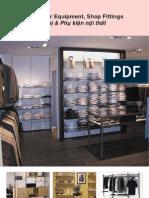 11 Interior equipment, shop fittings