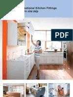 05 Organisational kitchen fittings