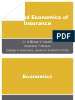 Law and Economics of Insurance Final 100 Hours