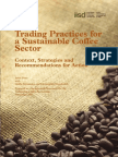 Trade Sustain Coffee Sector