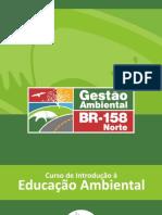 BR-158 - Curso Educação Ambiental