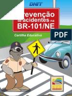 Cartilha Educativa_Tema_Prevenção de Acidentes
