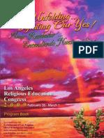 RECongress 2009 Program Book