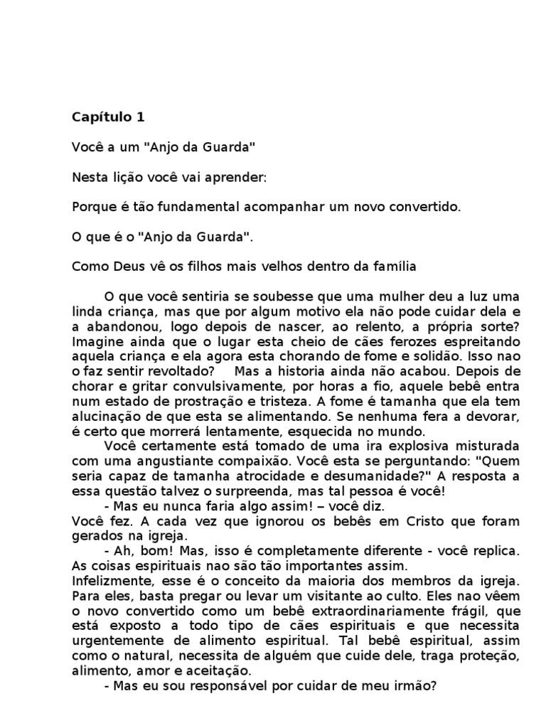 manual do anjo da guarda rh es scribd com Imagem De Anjo Da Guarda Imagem De Anjo Da Guarda