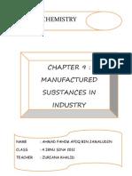 Nota Kmia Form 4 Chapter 9