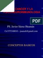 El Cancer y La Psiconeuroinmunologia