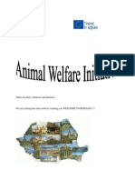 Animal Welfare Initiative InfoPack