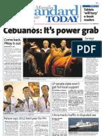 Manila Standard Today - Friday (December 28, 2012) Issue