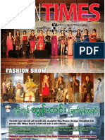 Tahan Times Journal- Vol. 2-No. 11, Dec 17, 2012
