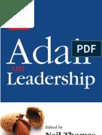 Adair on Leadership