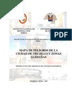 Mapa de Peligros de la Ciudad de Trujillo y Zonas Aledañas_ 2002