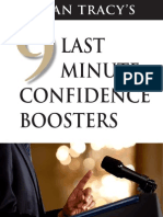9 Last Minute Conf Boosters