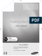 Samsung WF1602W5 Washing Machine Guide