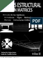 Analisis Estructural Con Matrices_Rafael M Rojas