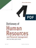 human resurces document