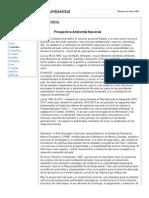 Colombia - Marco Normativo Ambiental