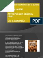 Escuelas Antropologicas Harris Presentacion