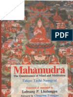 BUDDHISM - The Quintessence of Mind and Meditation
