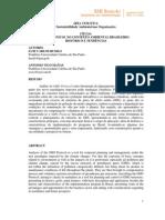 GHG PROTOCOLNO CONTEXTO AMBIENTAL BRASILEIRO: HISTÓRICO E TENDÊNCIAS