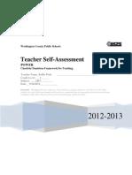 self-assessment sept 2012 2