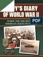 Wayne Nelson -A spy's Diary