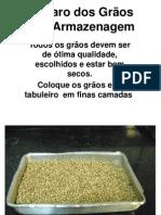 Preparo de grãos