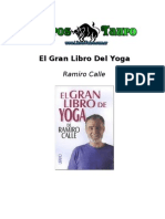 Calle, Ramiro a. - El Gran Libro Del Yoga