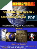Ciencia, materia y energia