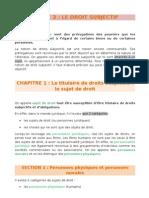 Droit Subjectif Partie_2