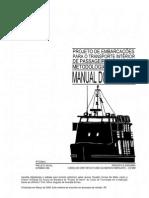 Projeto de embarcações