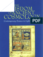The Wisdom of Ancient Cosmology
