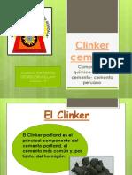 CLINKER DEL CEMENTO