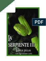 La Serpiente III - Lupus Felis CDC