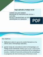 Antrop y Trabajo Social