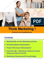 Essential of Marketing