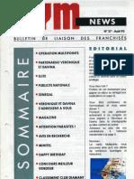 GYM NEWS N°27 Août 1993