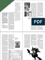 Credenze e Rituali Magici Nel Territorio Mirese p. 6-13