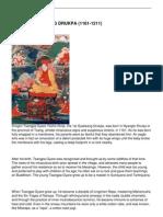 Tsangpa Gyare Yeshe Dorje (1)