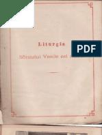 Liturhier Ortodox 1902 partea 2