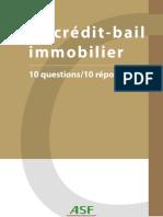 le crédit bail immobilier