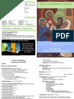 IoneCC Dec 30 Bulletin